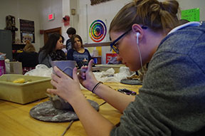 Photo Gallery: Spotlight- Fifth hour ceramics