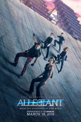 Movie Review: The Divergent Series Alligiant