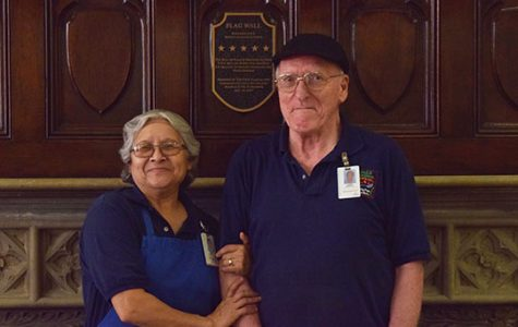Lunch Staff Retirees