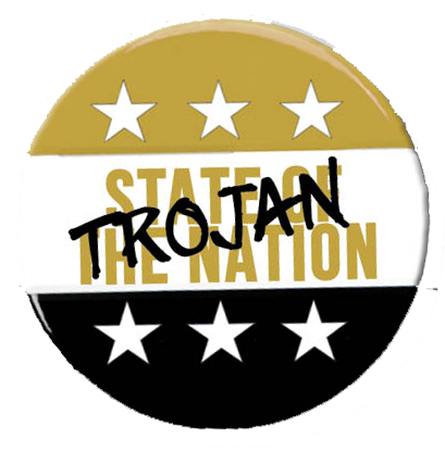 2016 Trojan Nation poll results