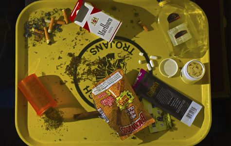Up in Smoke: Substance use and abuse at Topeka High School