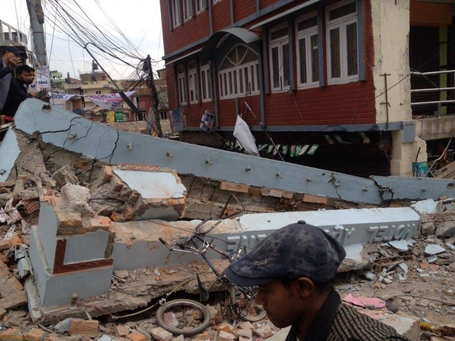 Earthquake in Nepal devastates thousands