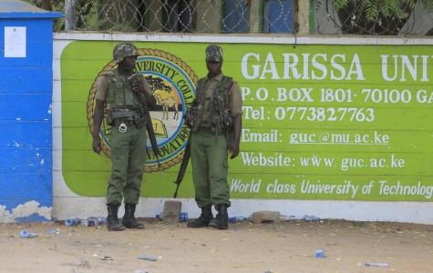 Terror strikes Kenyan University