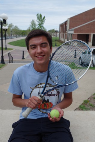 Trojan Profile: Matthew Gonzales