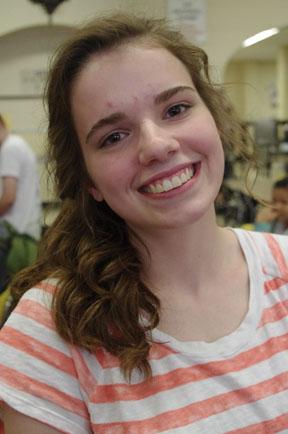 Tori Vaughn