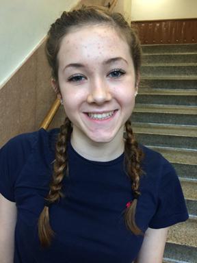 Trojan Profile: Grace Hatesohl