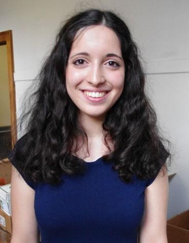 Trojan Profiles: Chiara Nasti