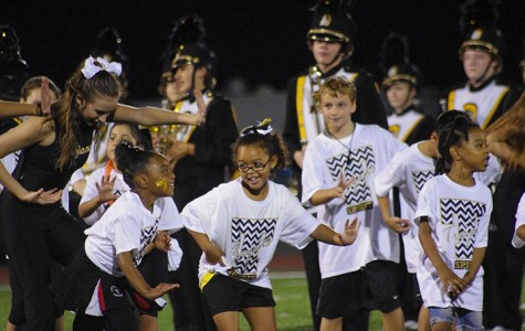 Photo Gallery: THS Cheer and Dance Kids Clinic