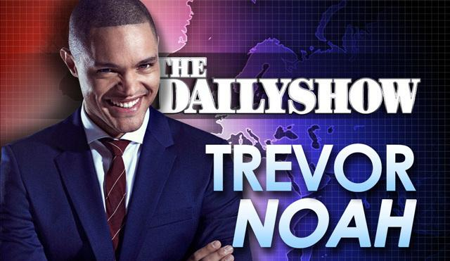 Trevor Noah, new host of The Daily Show Photo by http://www.albawaba.com/