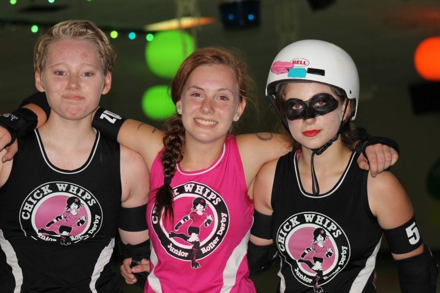 Derby Girls of Troy