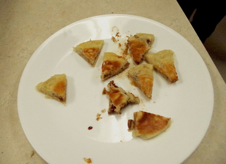Traditional Chinese pancakes