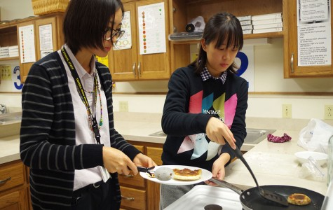 Chinese Club: Traditional Chinese pancakes