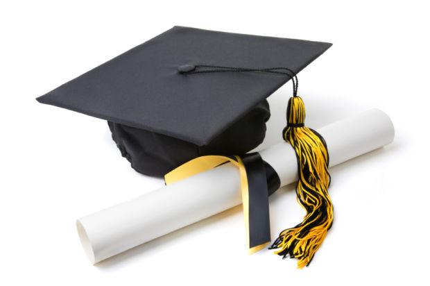 Students Graduating at Semester