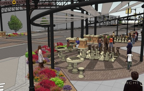 Renovations downtown look to build foundation for area's future