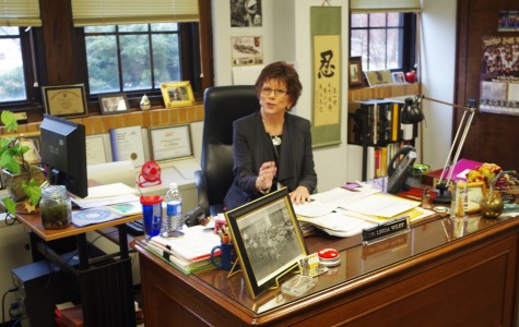 Dr. Wiley, principal plans to retire
