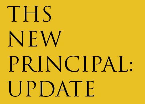 New Principal: Update