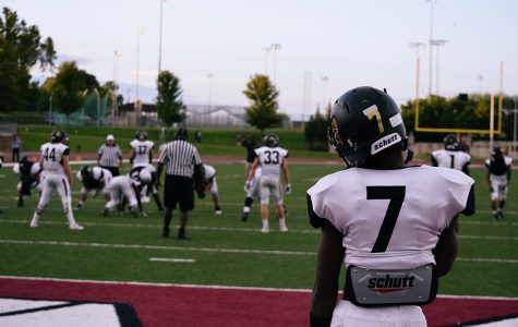 Trojan football shines bright in Black & Gold Scrimmage