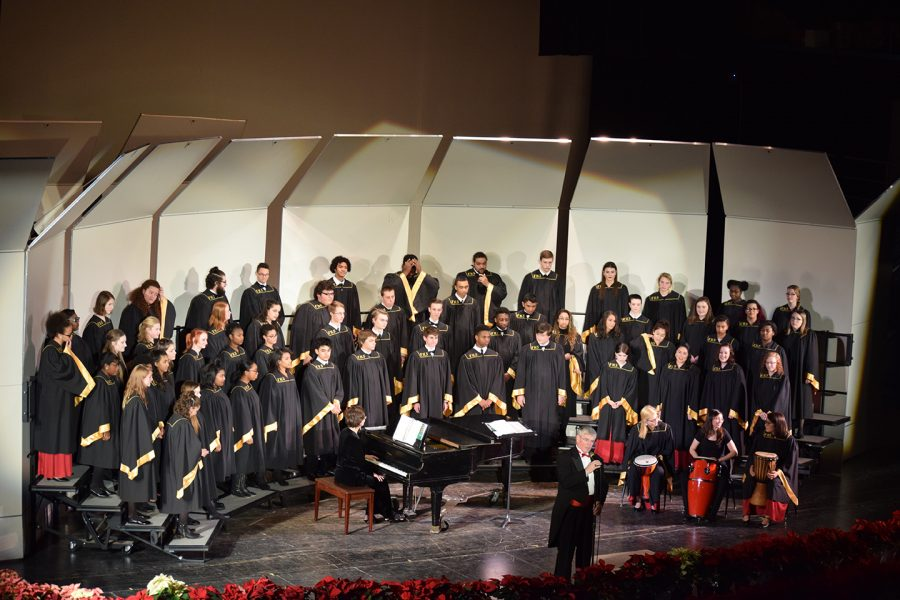 Holiday Concert 2016 Photo Gallery