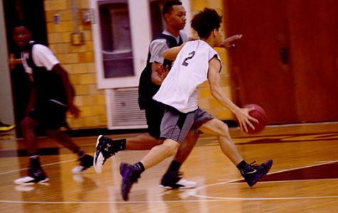 Photo Gallery: Boys Basketball Scrimmage