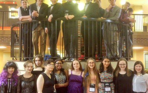 Thespians attend State Conference