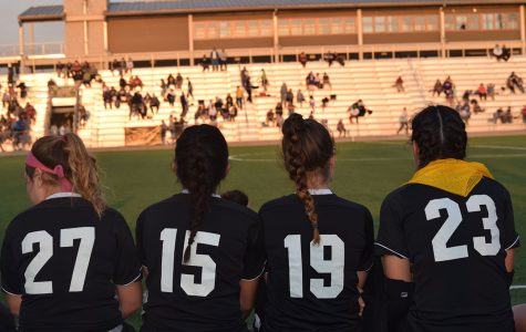 Topeka High vs Topeka West Girl's Soccer