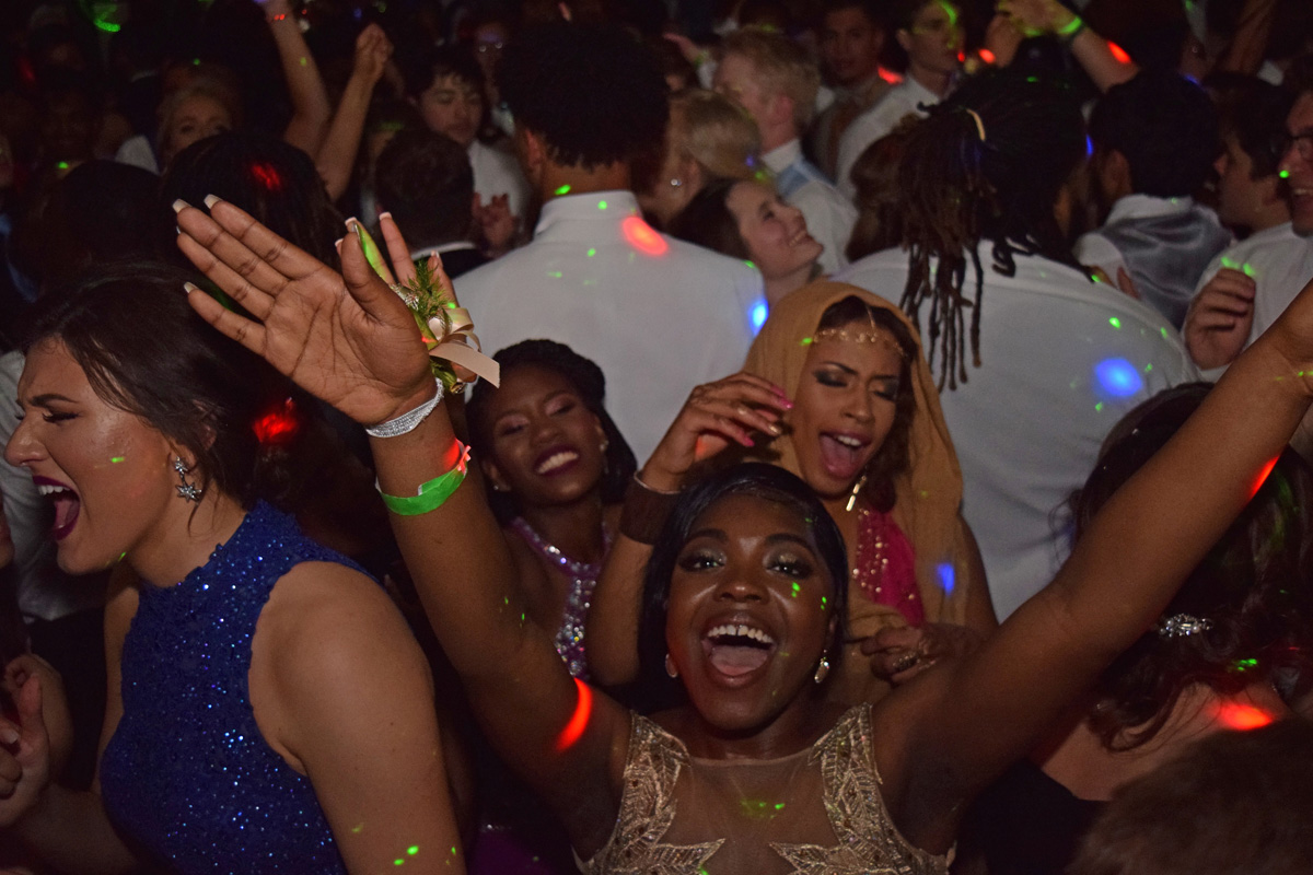 Photo Gallery: Topeka High's 100th Prom