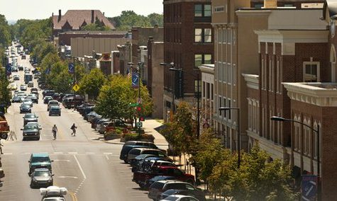 People and Places of Downtown Lawrence