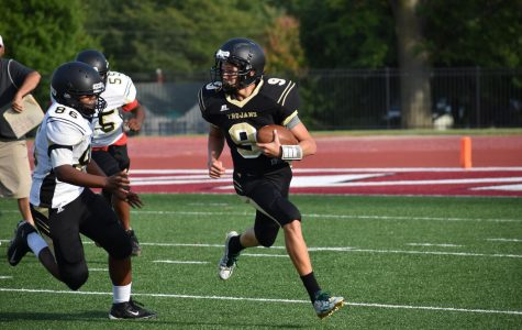 Photo Gallery: Topeka High Black & Gold Football Scrimmage