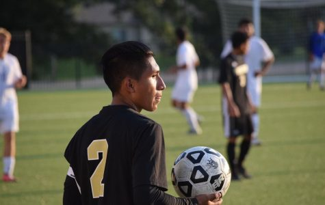 Topeka High vs Topeka West Men's Soccer