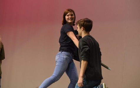 """She Kills Monsters"" Underclassmen Play Preview"