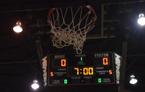 Topeka High Men's Basketball Scrimmage