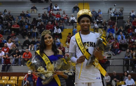 Royalty of Courts: THS vs Shawnee Heights