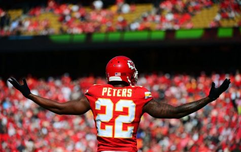 Why did the Chiefs trade Marcus Peters?