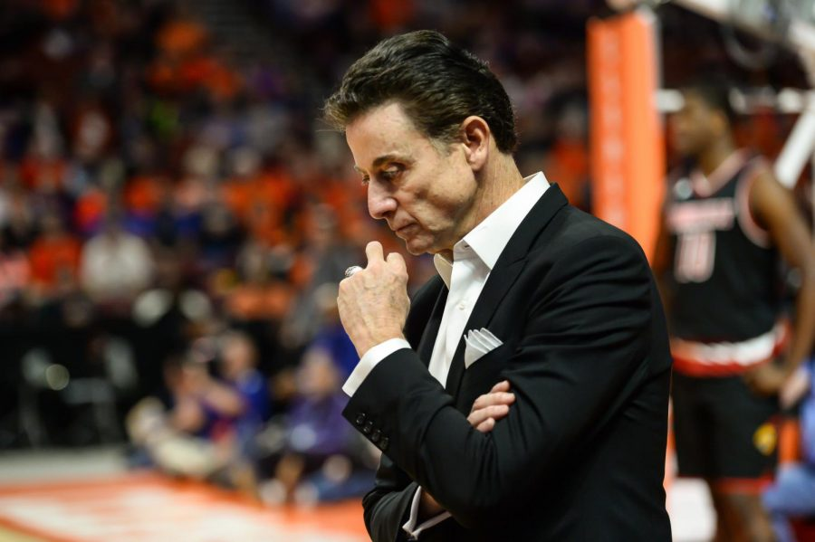 Photo found from following link: https://www.si.com/college-basketball/2016/02/05/louisville-cardinals-rick-pitino-postseason-ban