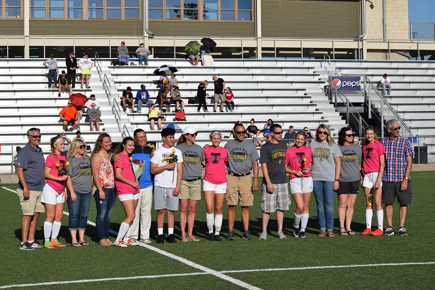 All+seniors+and+their+families.+