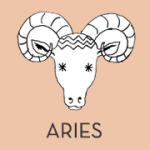 Aries. March 21- April 19.