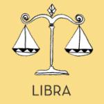 Libra. Sep 23- Oct 22.