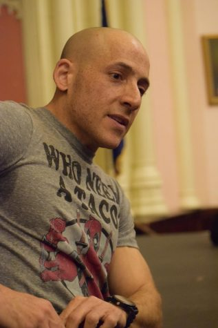 Kevin Hines Wants You to be Here Tomorrow