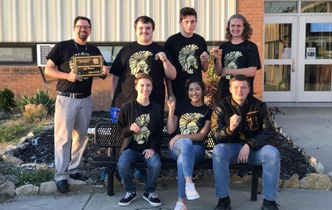 Topeka High Scholars Bowl Team Victorious at Tournament