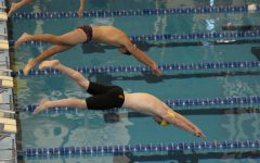 Topeka High Swim Results January 8 and 10