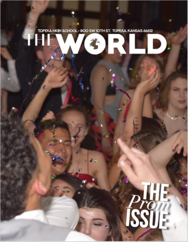 The World, Volume 151, Issue 7, April 2019