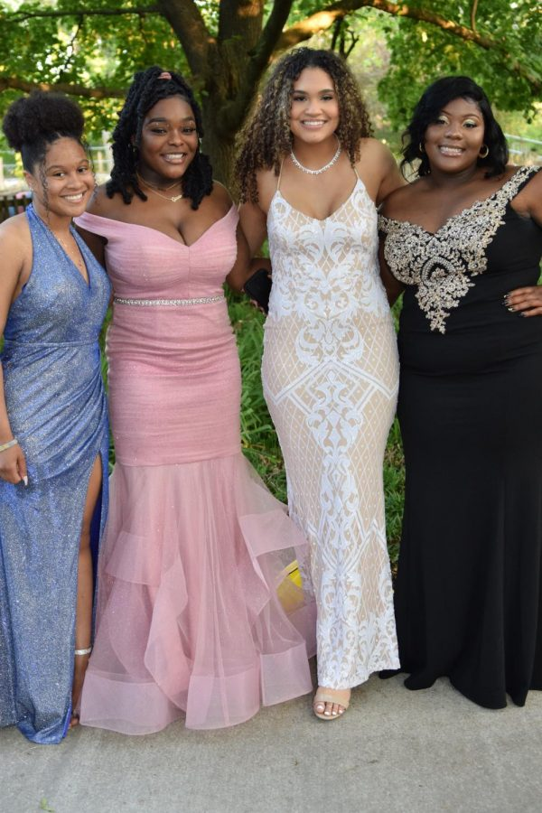 Amayah Cobin, Gia Armstrong, Illycia Allen, and Cheletta Sipple